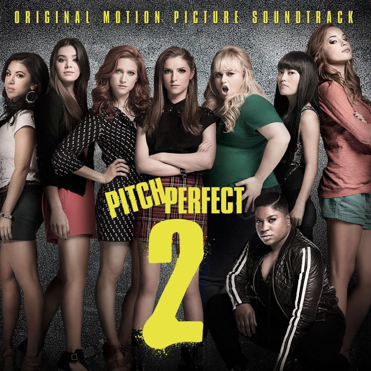 Various artists, 'Pitch Perfect 2: Original Motion Picture Soundtrack,' Universal Music Enterprises