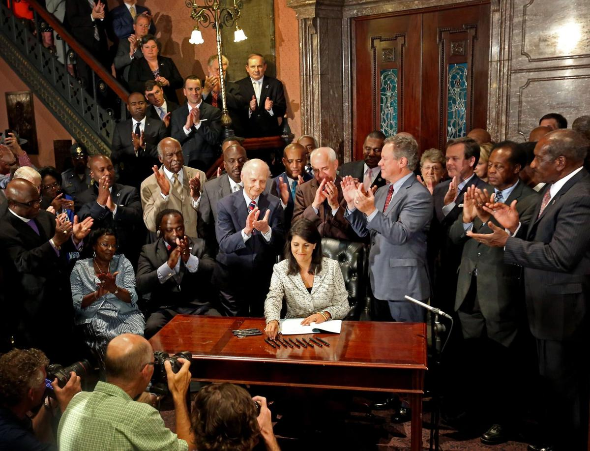 Gov. Nikki Haley's nomination for U.S. Ambassador to the U ...
