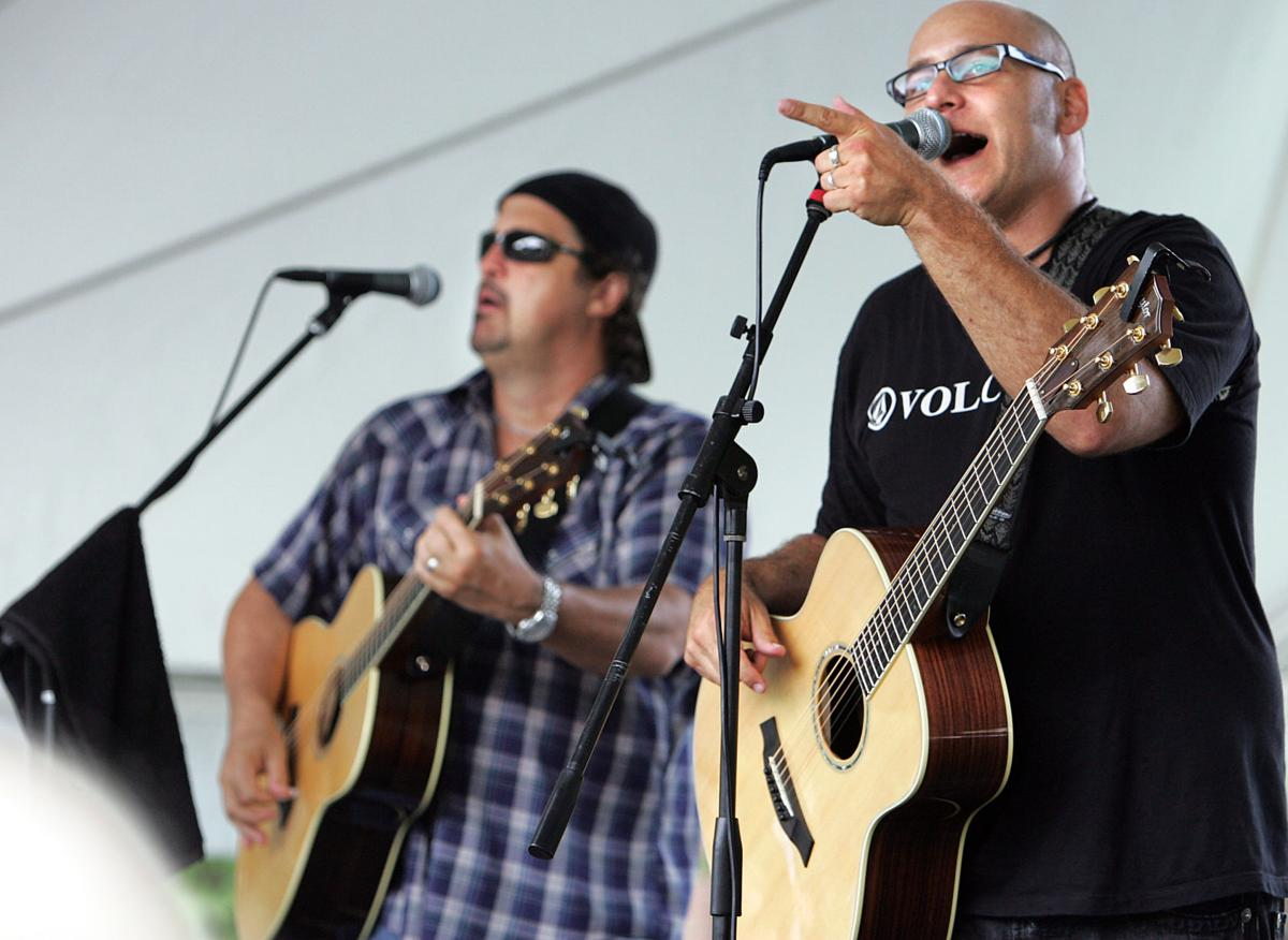 Sister Hazel to perform with Hootie & the Blowfish next month