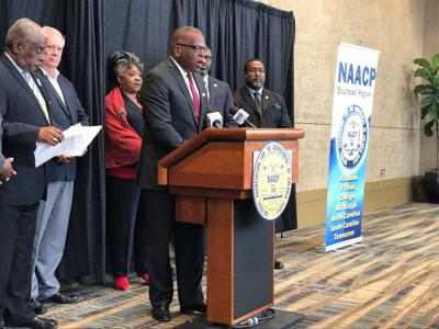 af2fcf01a70 NAACP holding first national event in SC since ending boycott over ...