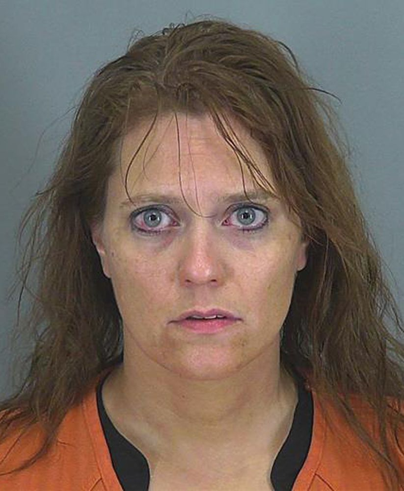 SC woman gets 20 years in breast feeding overdose