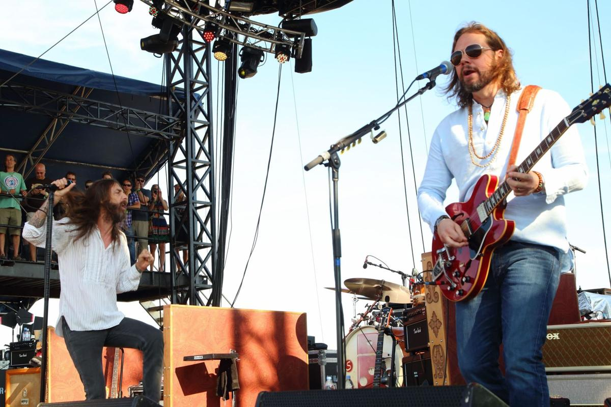 Blues-rock group Black Crowes calls it quits after 24 years