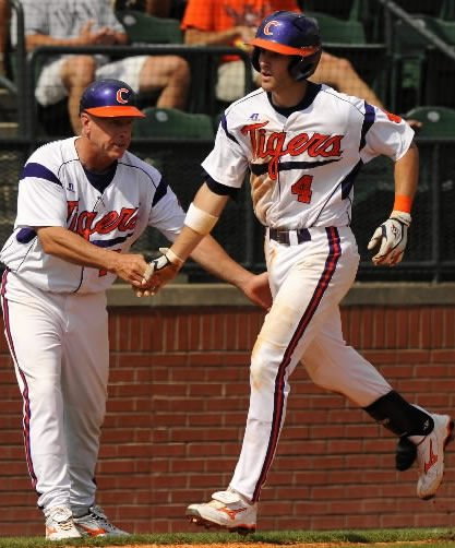 Tigers pounce on Eagles in regional-opening win