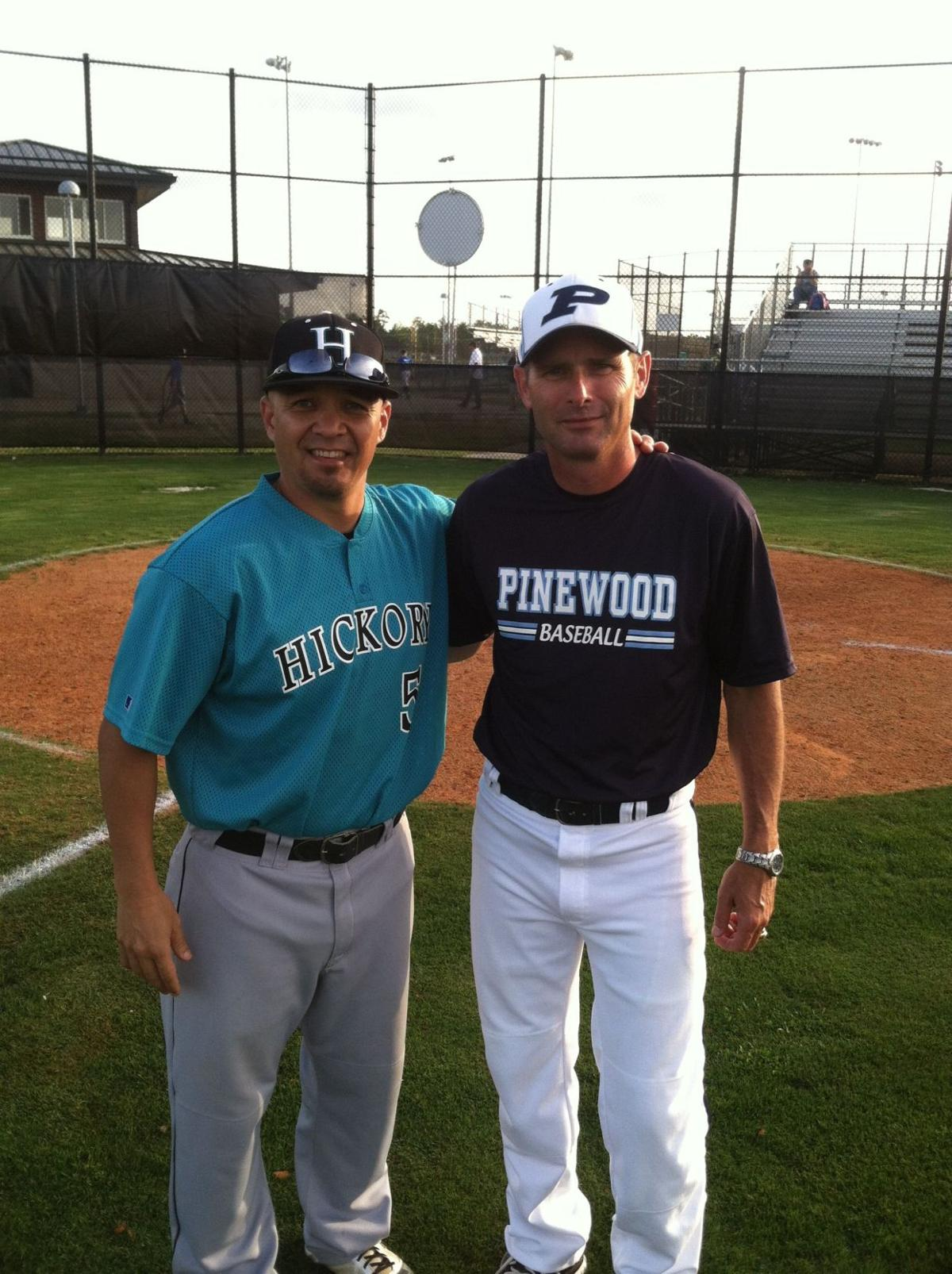 Former Citadel teammates reunited as opposing coaches in HIT