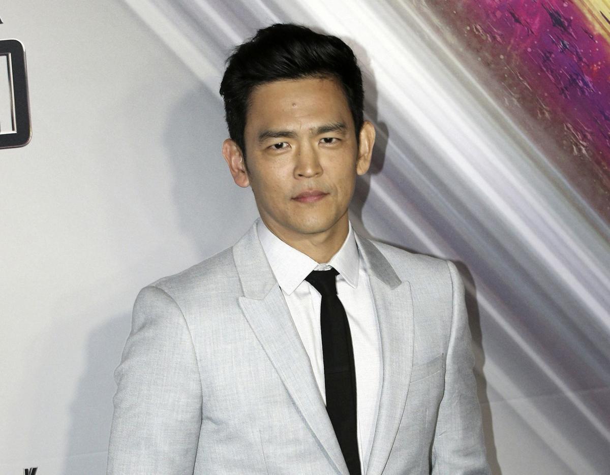 Star Trek' creator's son unsure of gay Sulu