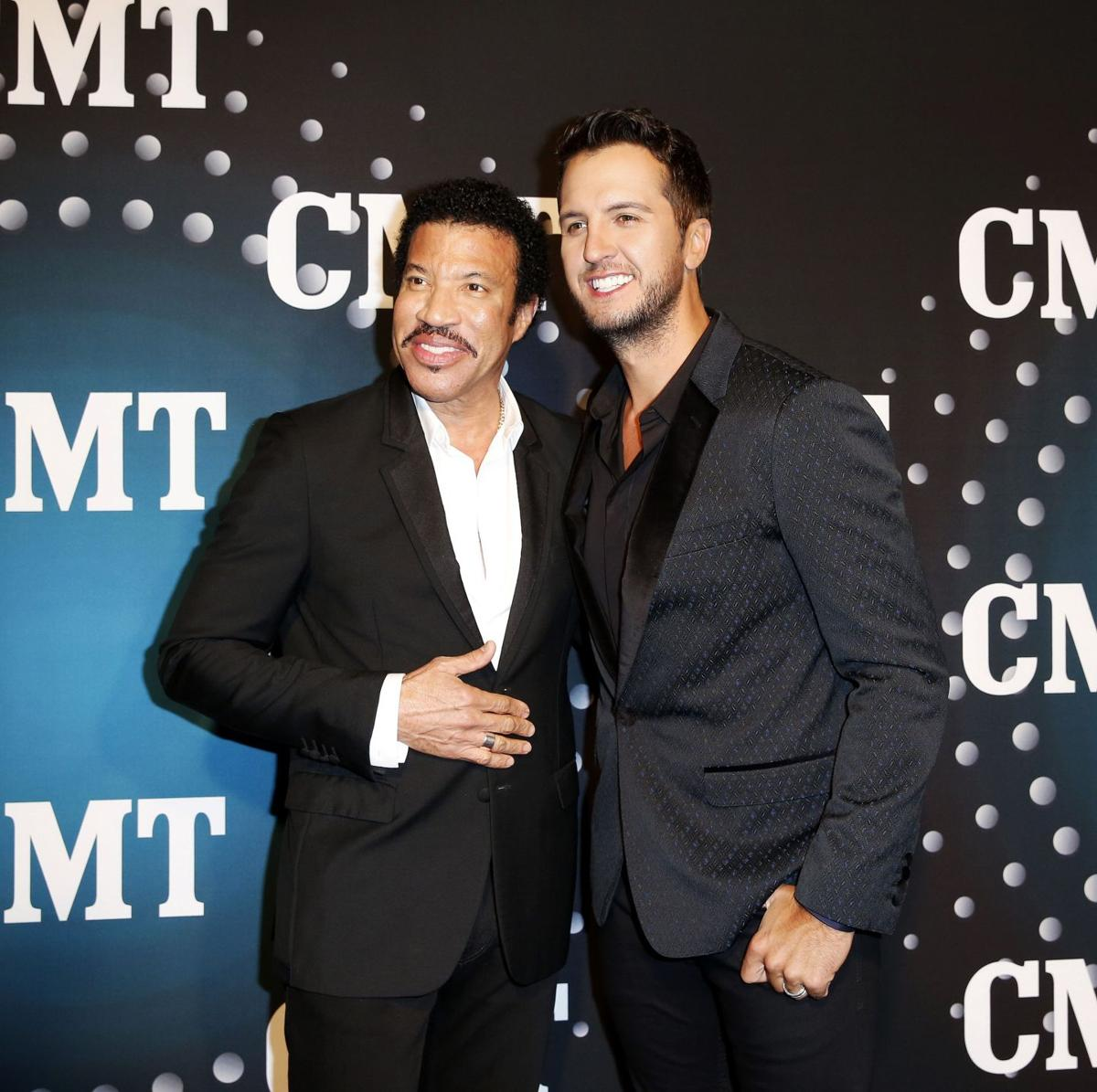 Country Music Television celebrates the men of country music at 'CMT Artists of the Year' live broadcast