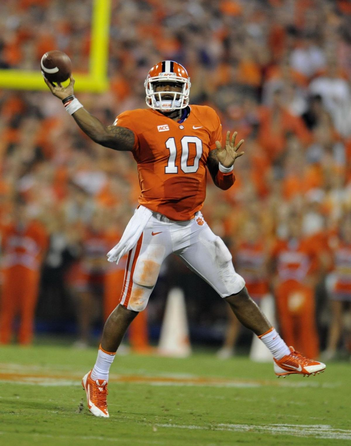LIVE BLOG: Clemson vs. S.C. State live blog and chat
