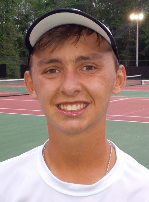 Raptors, Hawks highlight high school tennis playoffs