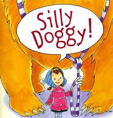 Small giant, giant 'dog' offer fun reads for kids