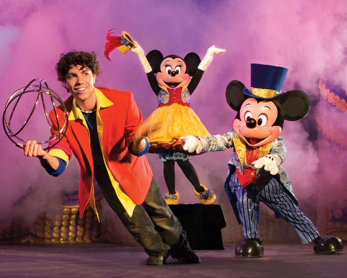 Mickey and pals bring magic to the North Charleston