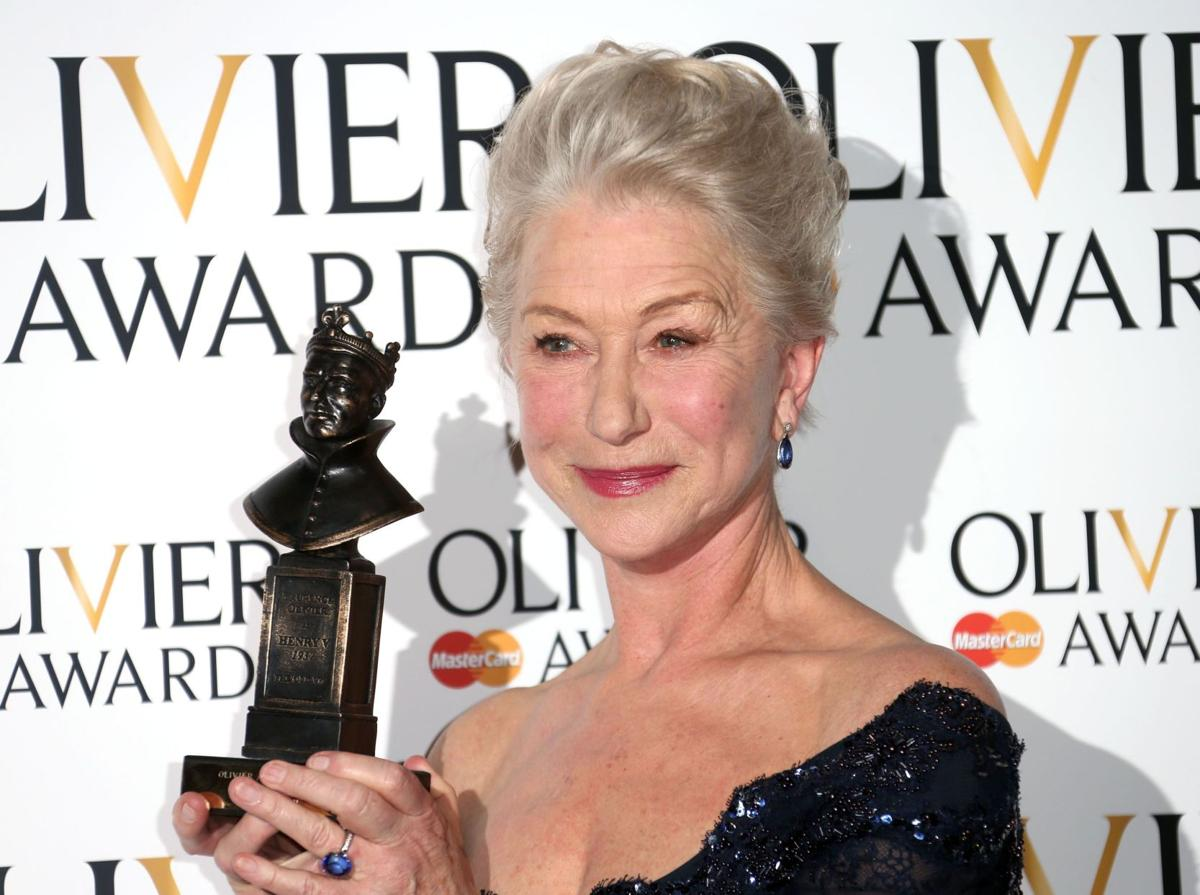 Mirren talks royalty, 'Doctor Who'