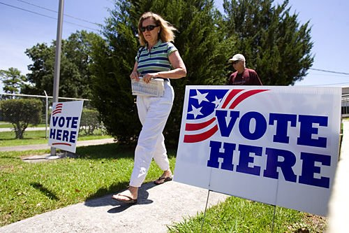 Primary elections 2010