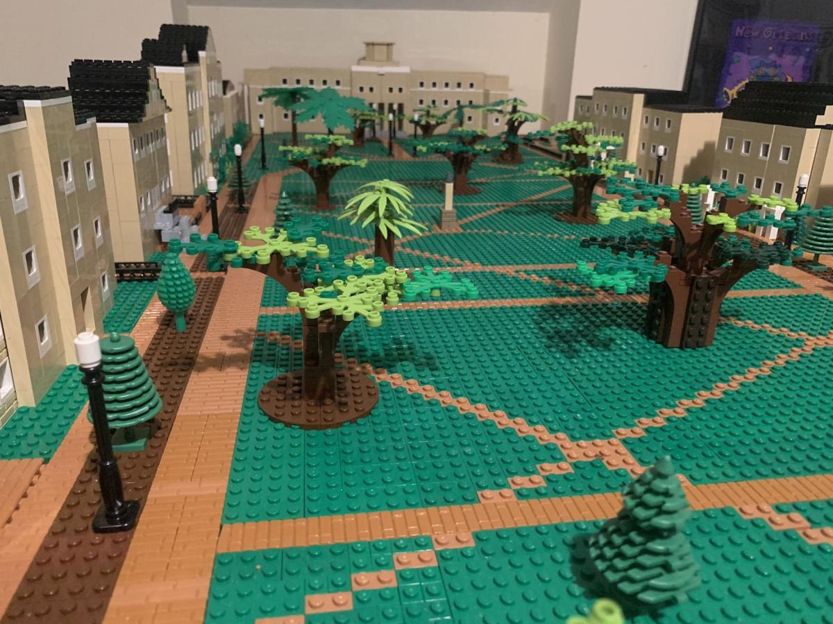 Lego Horseshoe