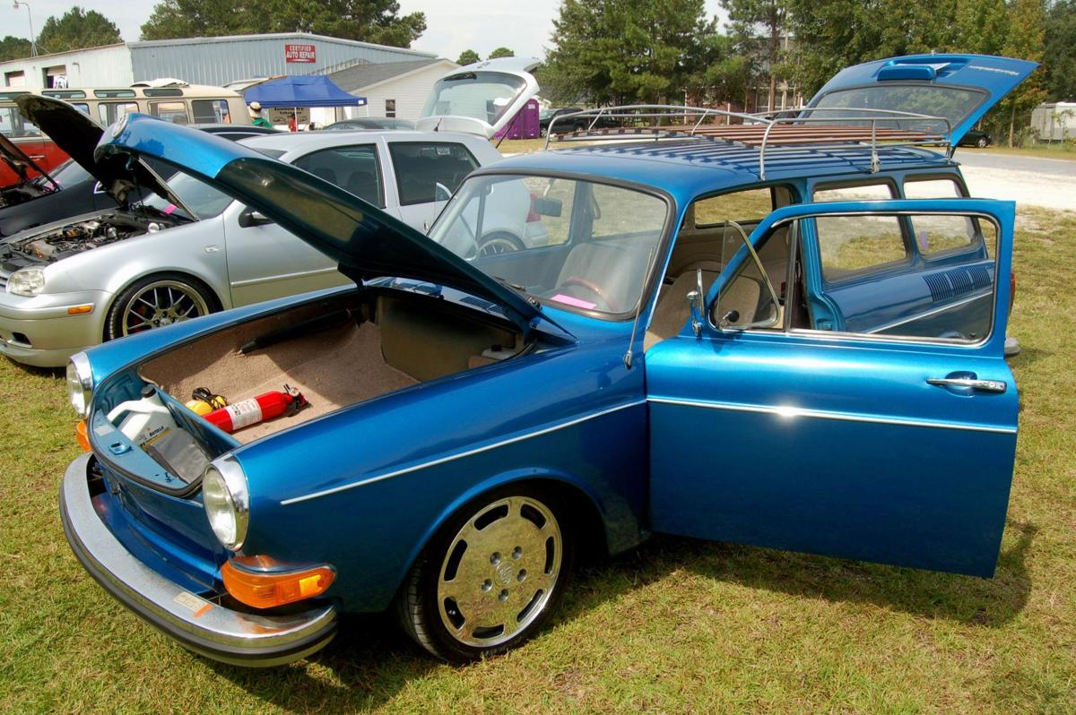 The times they are a-changin' for local VW club, yearly fest