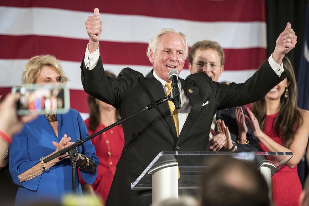 Henry McMaster wins SC governor race behind good economy