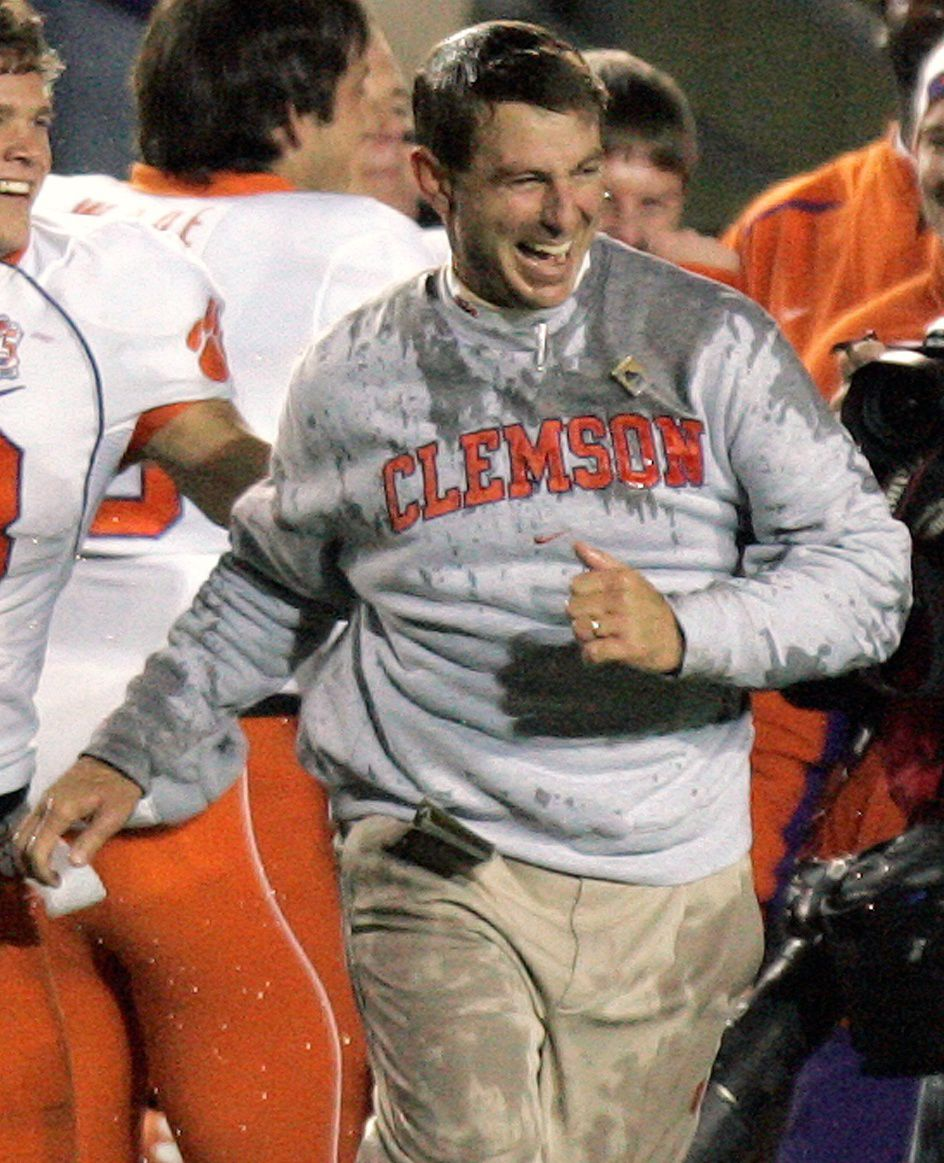 Thursday loss changed Clemson four years ago