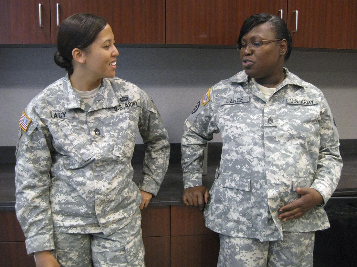 Mothers in uniform get room on Shaw Air Force Base to nurse
