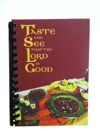 Cookbook reflects congregation