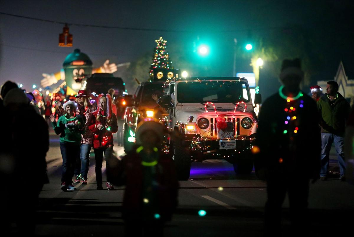Several big holiday parades to hit the streets around town this weekend