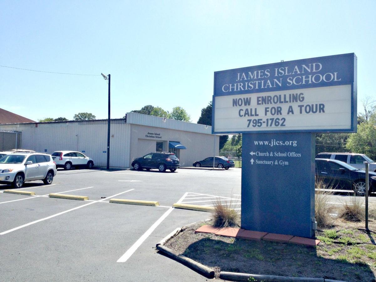 James Island Christian graduates its last senior class