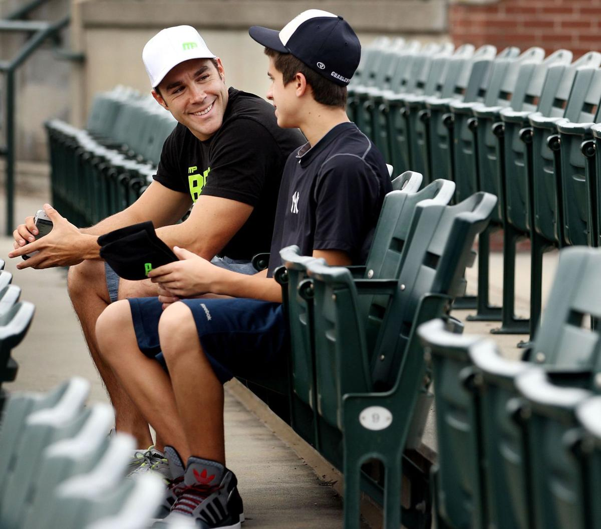 local programs transcend sports sports can draw lessons from programmentoring through sports area coaches filling mentor drew ciccarelli