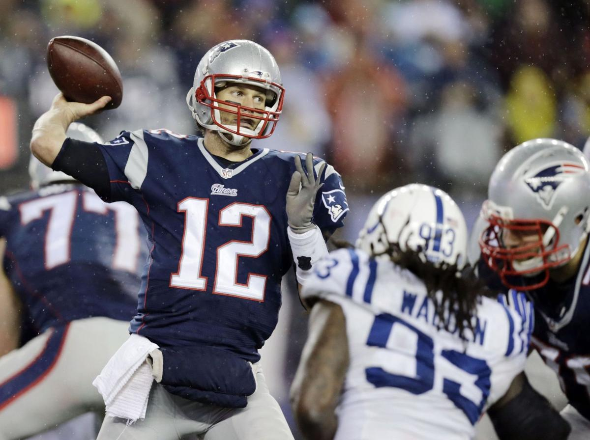 New England probably deflated footballs deliberately, report says