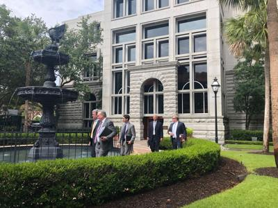 Attorneys for 3M leave federal court in Charleston