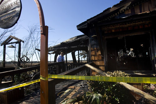No foul play in Boathouse fire, according to preliminary investigation