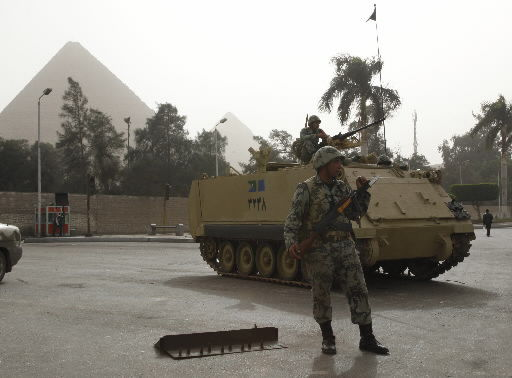 Losing patience, Obama challenges Egypt's leaders