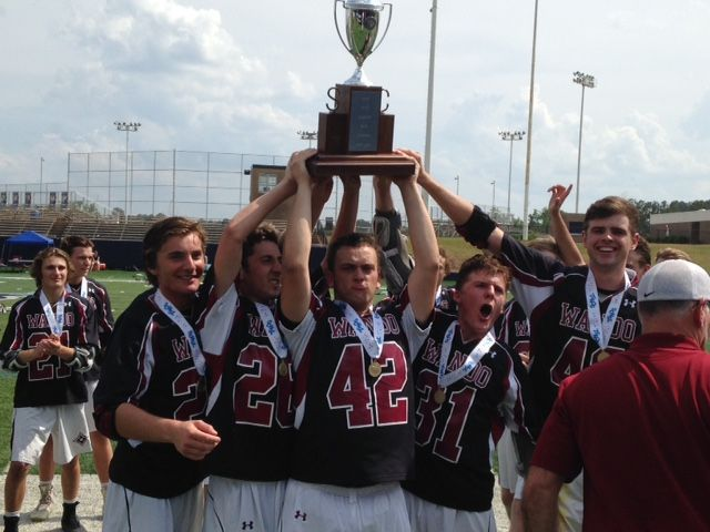 Weis' goal in second OT lifts Wando to lacrosse title