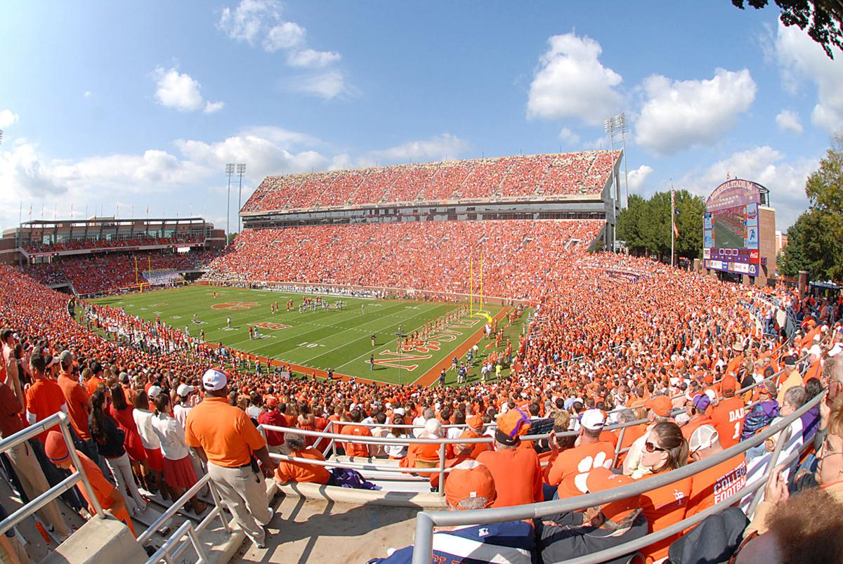 Death Valley to host watch party for Clemson's road game at Georgia