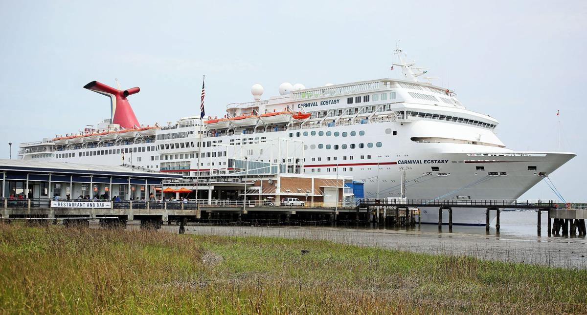 Charleston Cruise Ship Terminal Fight Back On Appeals Court Docket - Cruise ship delayed