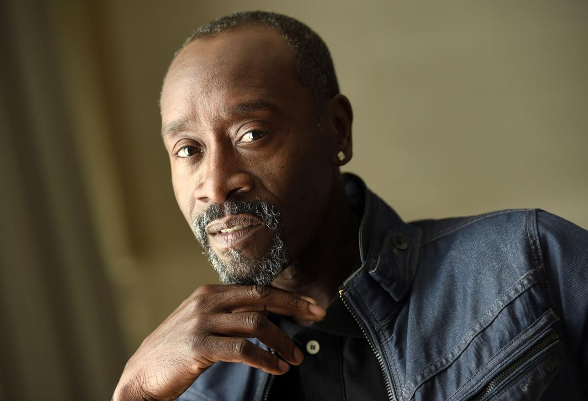 Cheadle channels Miles Davis to make directorial bow