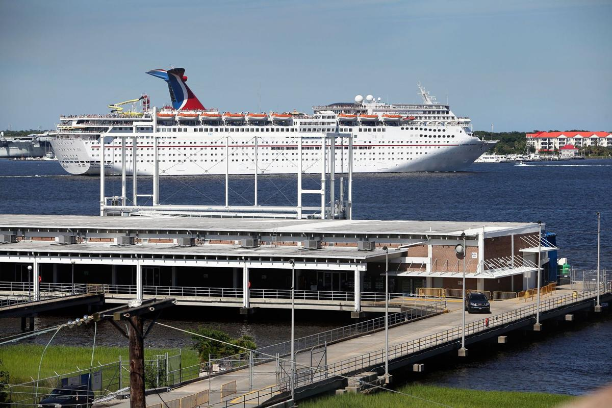 Group Appeals Cruise Terminal Ruling Business Postandcouriercom - Cruise ships out of charleston south carolina