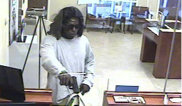 Police investigate morning bank robbery