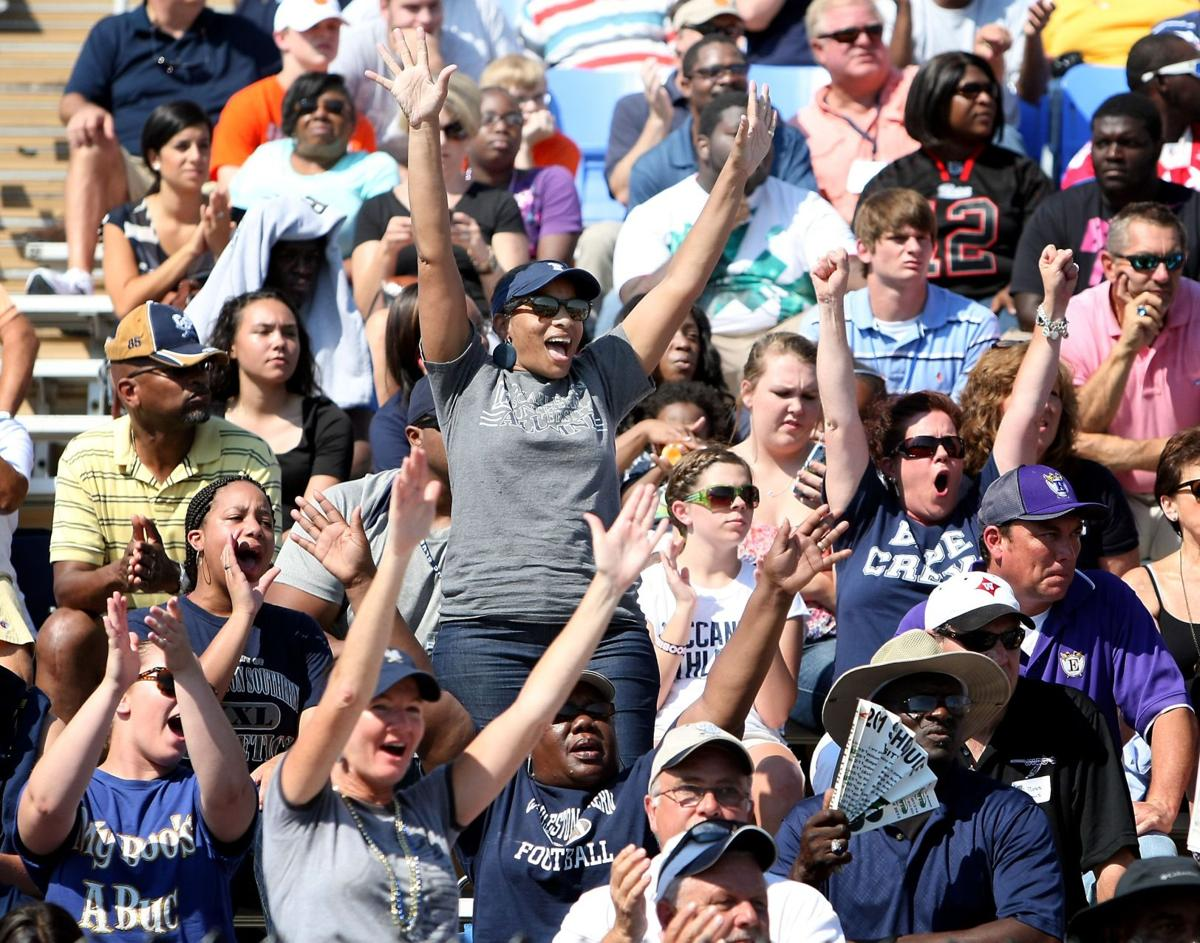 'Everybody likes to win' Undefeated Charleston Southern football team sends waves of excitement campuswide