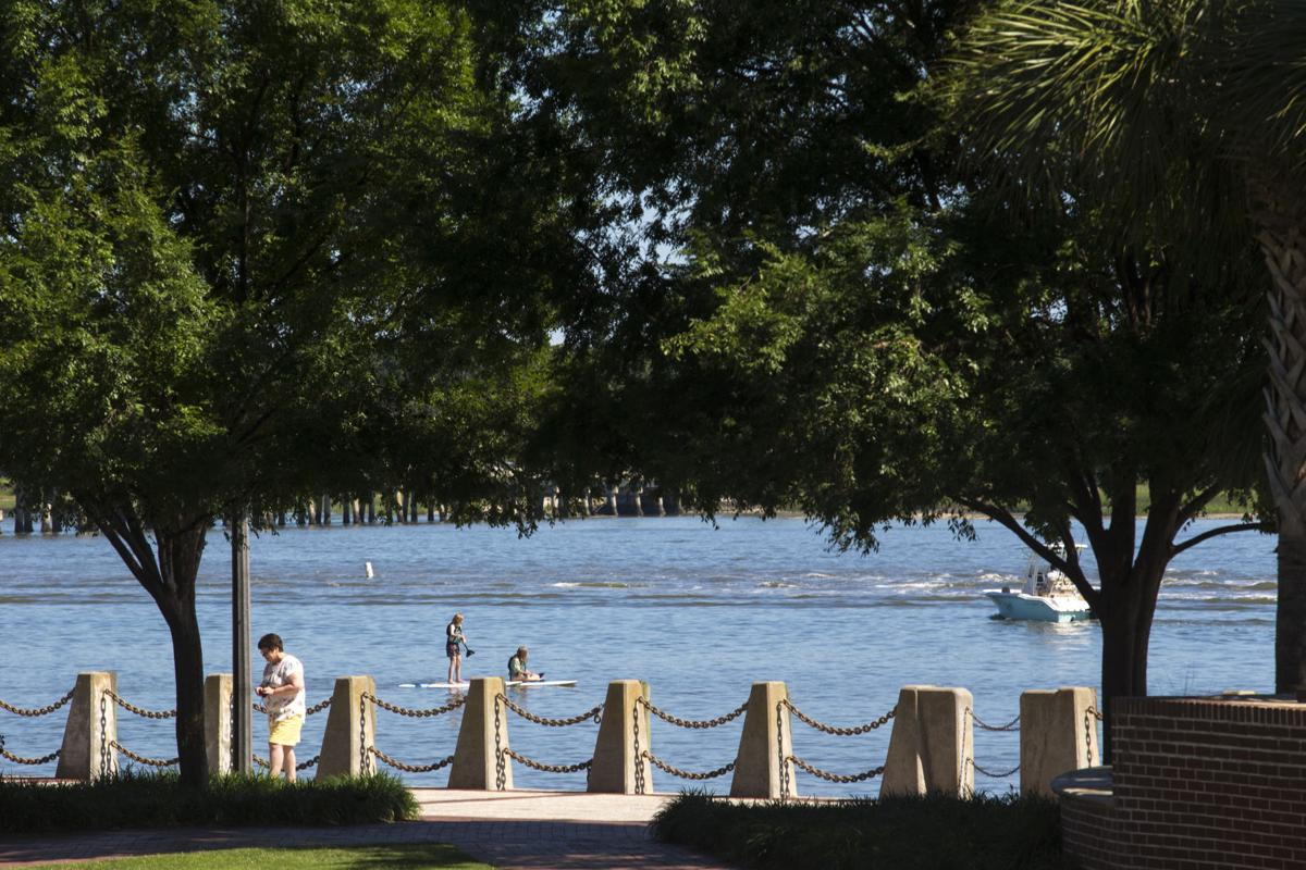 Taking a summer road trip from Charleston? Head to nearby