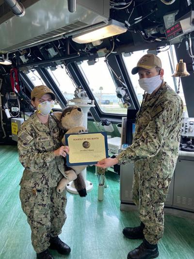 Sailor of the Month