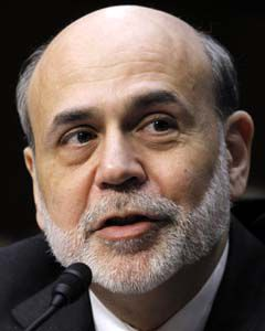 Bernanke to meet the press, watch his words in news conference series