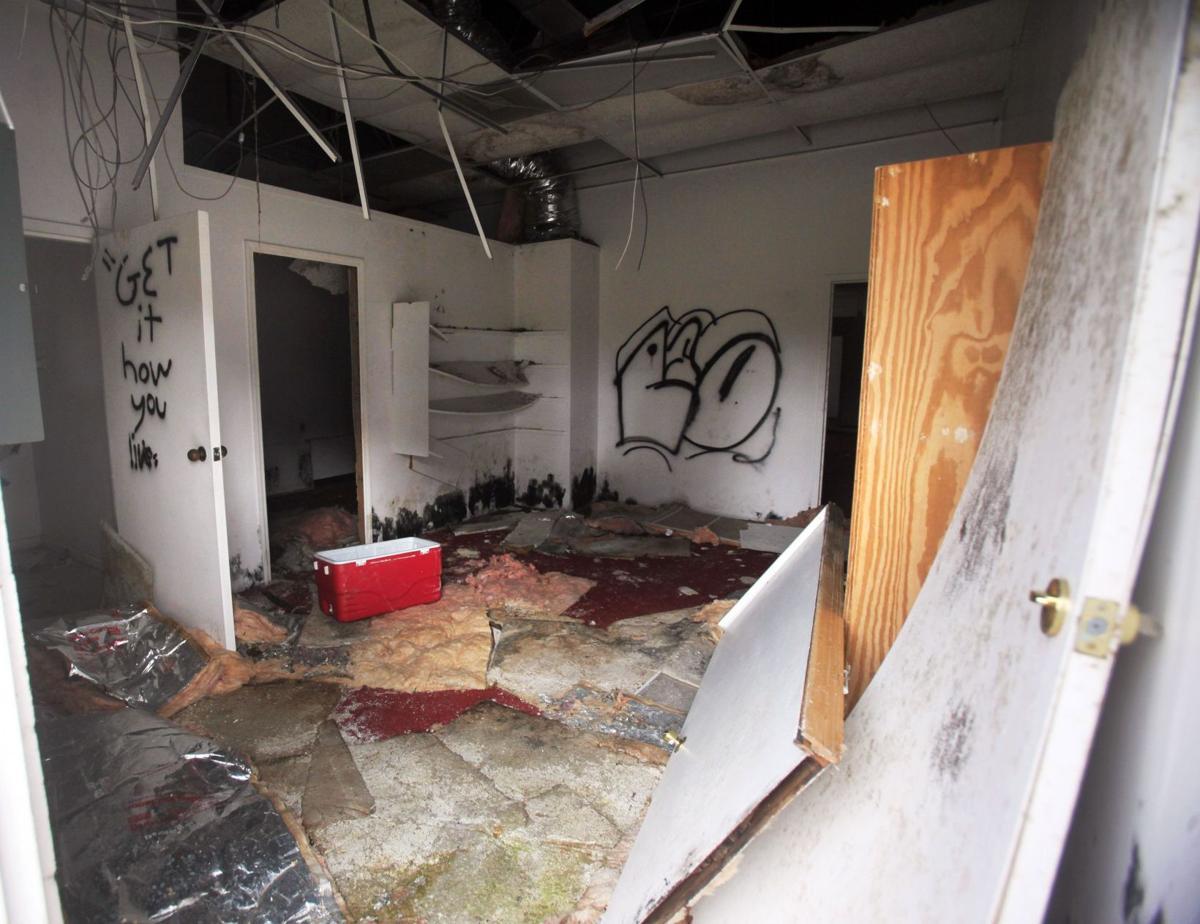 Court orders demolition of Church Creek Plaza