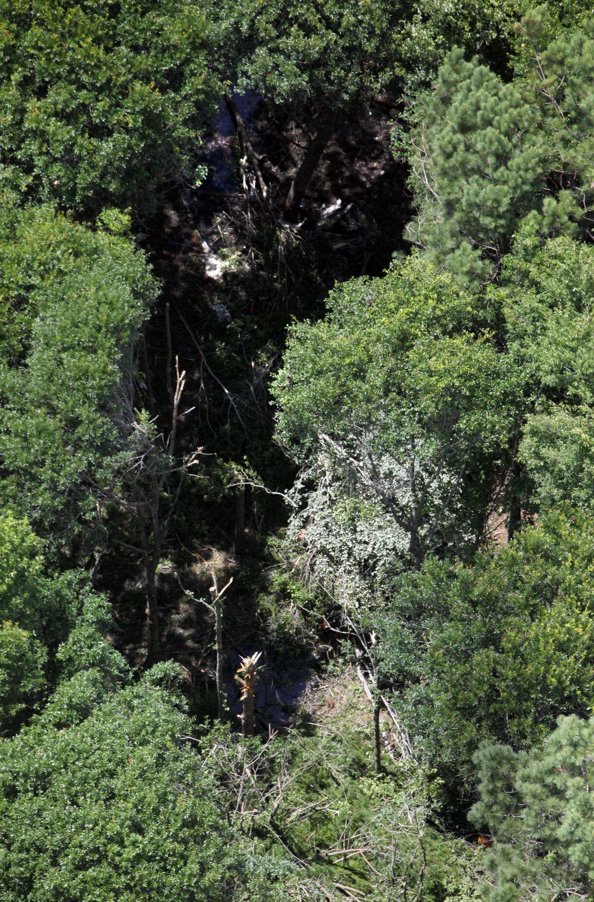 NTSB: Pilots had 'in-flight loss of control' before plane crash in McClellanville area last week