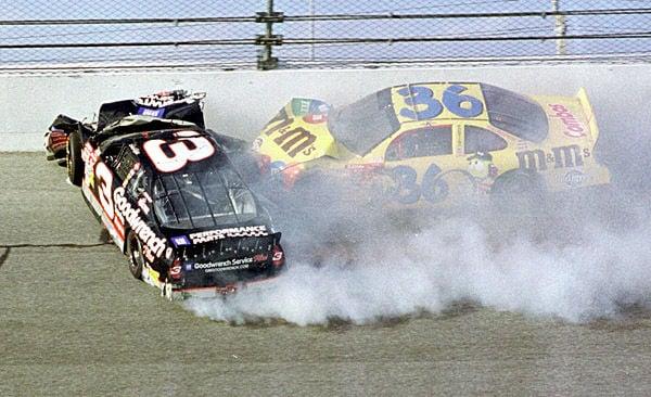 Earnhardt's death in 2001 showed NASCAR it needed major changes