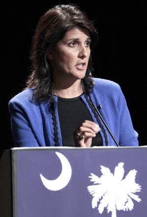 Haley's campaign staff gets bonuses