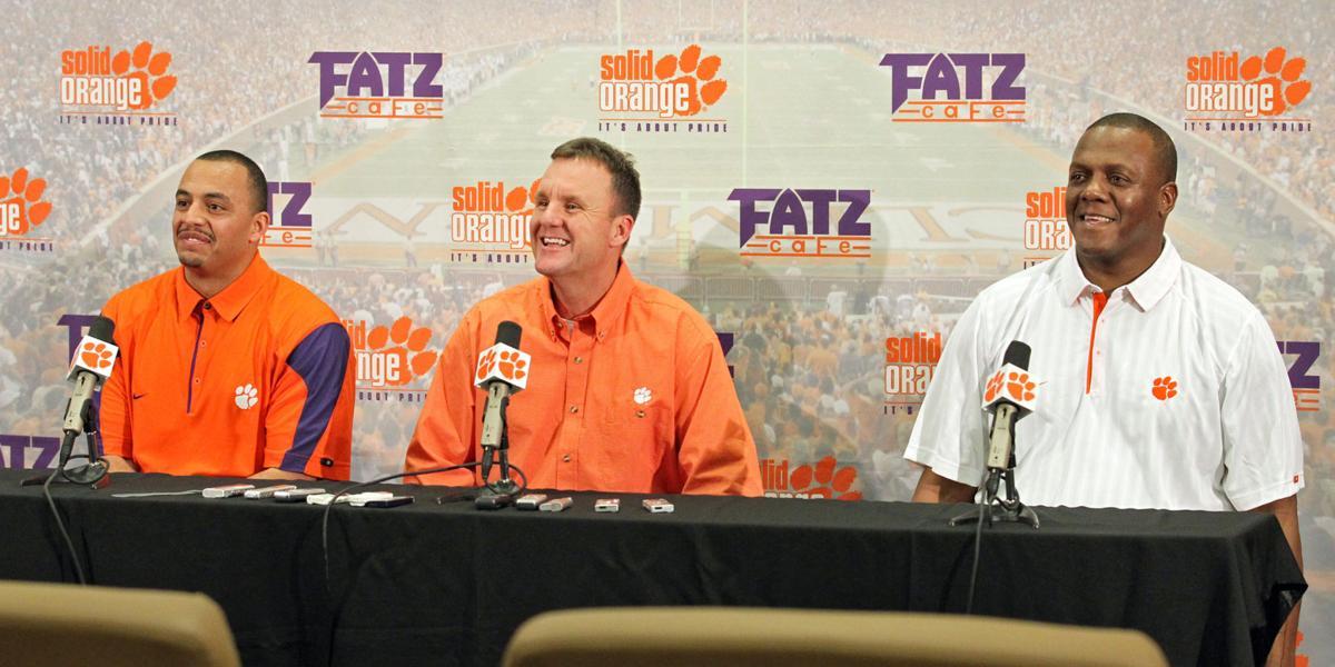 Entire Clemson coaching staff returns