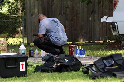 Goose Creek man arrested after meth raid