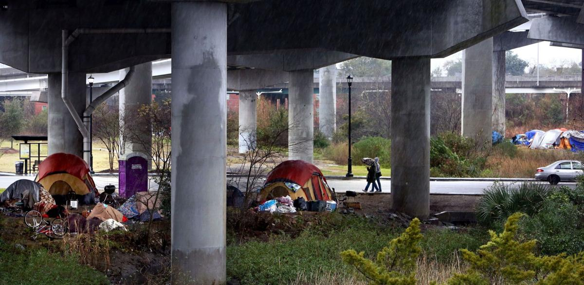 Officials making move to clear out Tent City City plans to relocate all campers within 60 days, find them housing