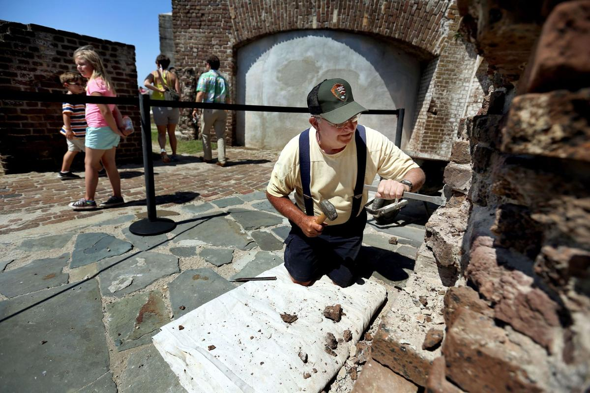 Don't falter on Fort Sumter
