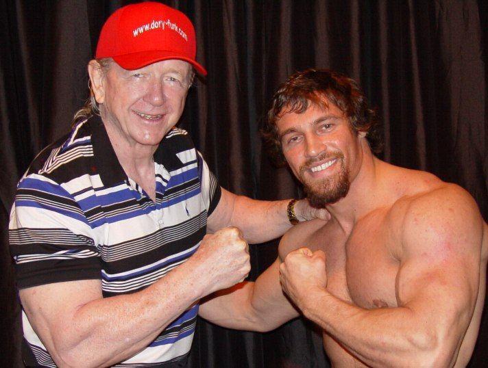 Local wrestler Pete Kaasa keeping the dream alive