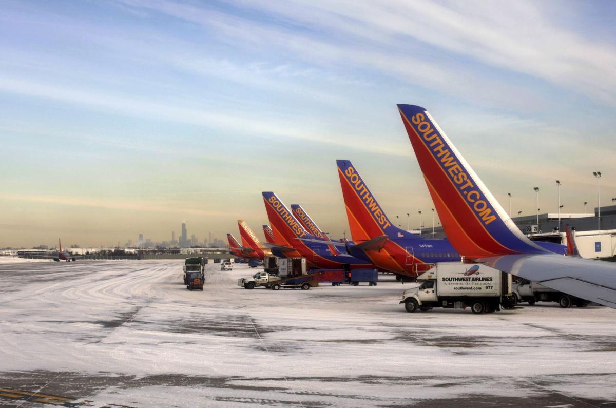 Southwest Airlines announces international flights