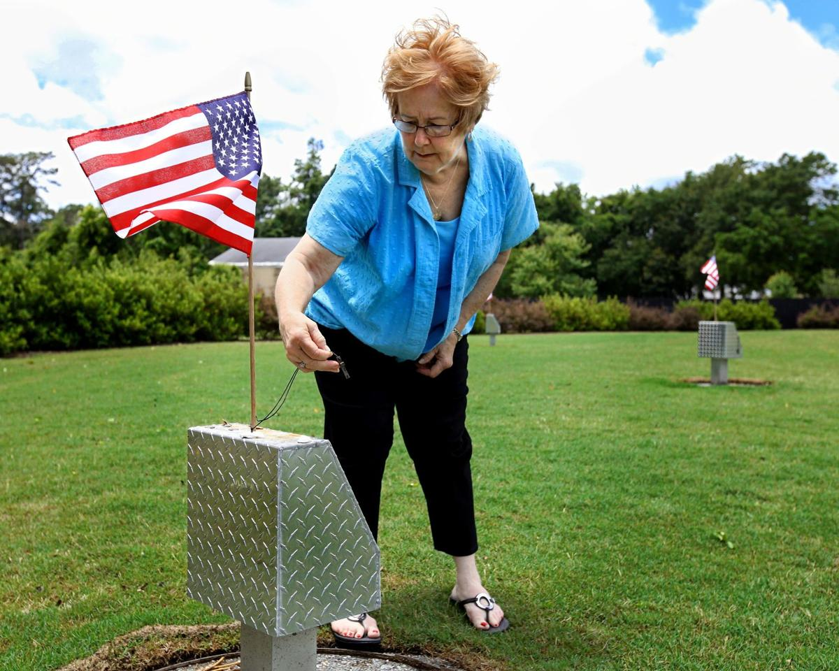 'Left by the wayside' Not everyone is satisfied with memorial to fallen firefighters